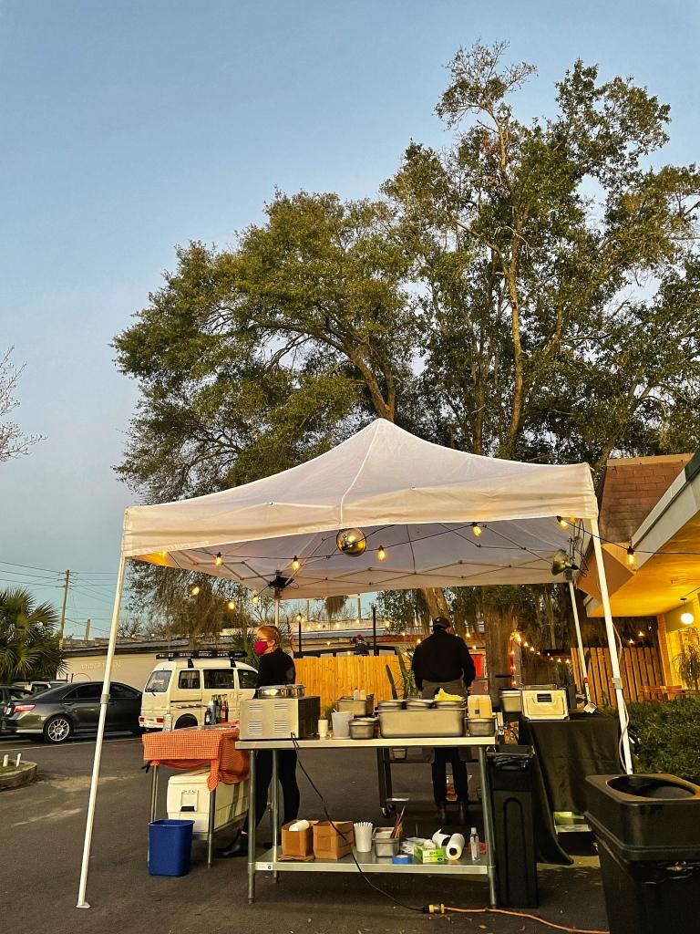 DJ's Tent