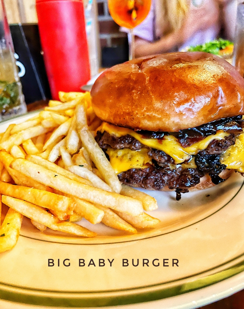 Big Baby Burger