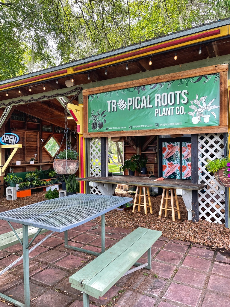 Tropical Roots Plant Co.