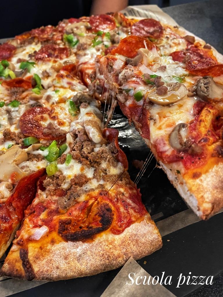 Scuola pizza