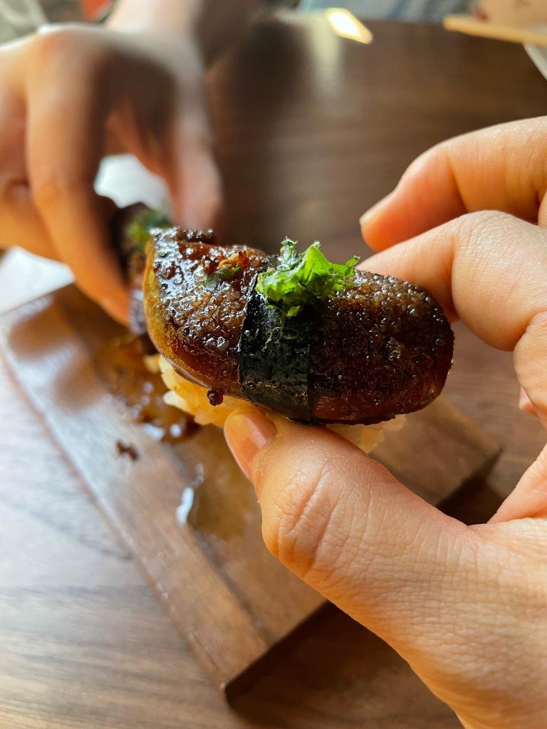 Foie gras up close!