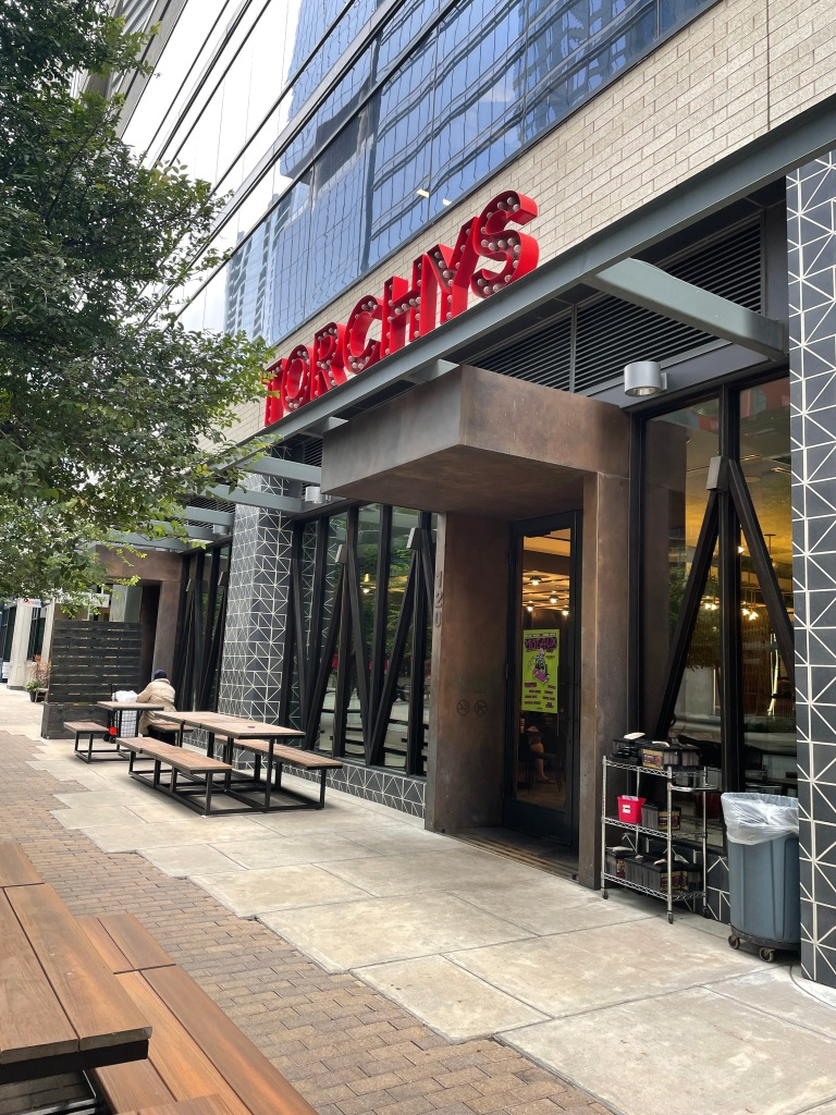 Torchy's (Downtown location) outdoor seating