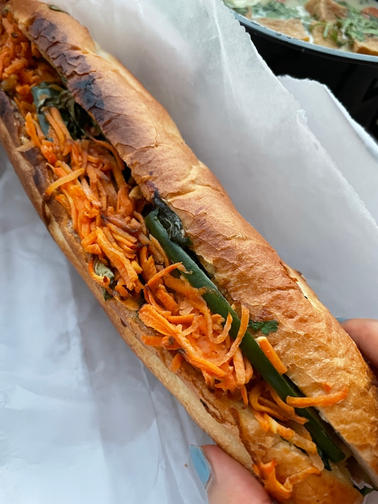Saigon Special Grilled Pork Sandwich