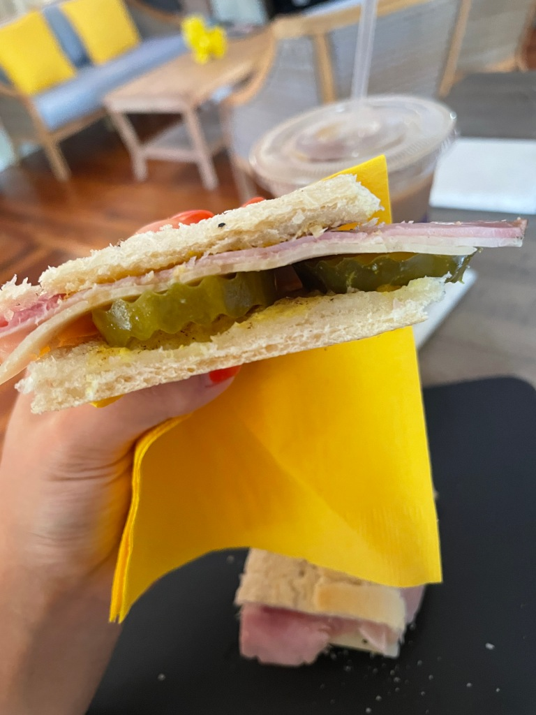Packed with pickles and flavor!